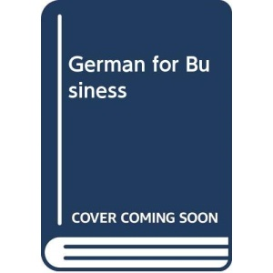 GERMAN FOR BUSINESS