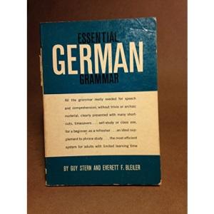 TY Essential German Grammar (Teach Yourself)