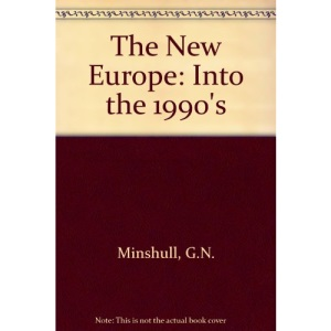 The New Europe: Into the 1990's