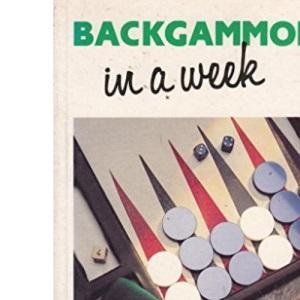 Backgammon in a Week