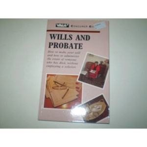 Wills and Probate (Which? books)