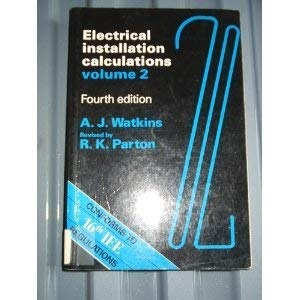 Electrical Installation Calculations: v.2: Vol 2