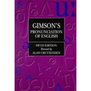Gimson's Pronunciation of English