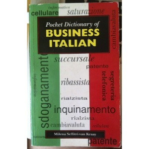 Pocket Dictionary Business Italian (Pocket dictionaries)
