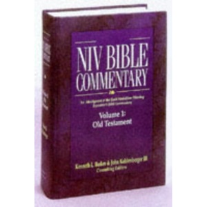 NIV Bible Commentary: Old Testament v. 1