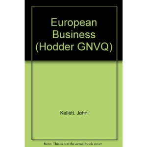 European Business (Hodder GNVQ)