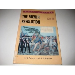History at Source: The French Revolution
