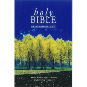 Holy Bible - New International Version (with Devotional Notes)