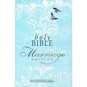 NIV Marriage Edition: New International Version Marriage Bible (Bible Niv)