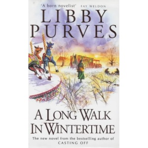 A Long Walk in Wintertime