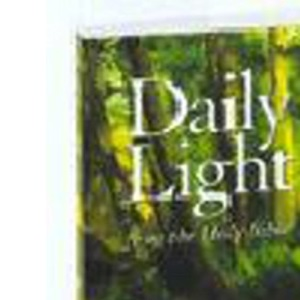 Bible: New International Version Daily Light: Inclusive Language Edition