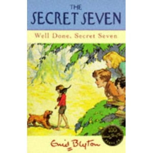 Well Done, Secret Seven: Book 3