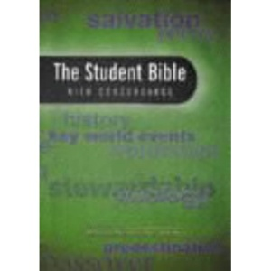 The NIV Student Bible: WITH Concordance