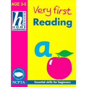 Very First Reading (Hodder Home Learning: Age 3-5)