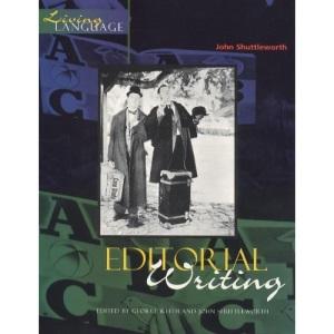 Editorial Writing (Living Language Series)