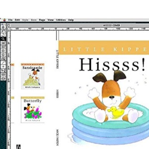 Hissss! (Little Kippers - UK edition)