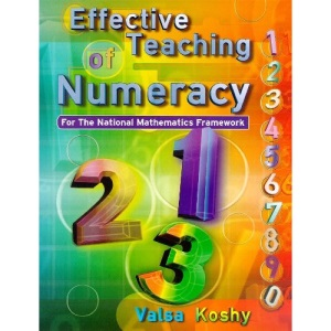 Effective Teaching of Numeracy