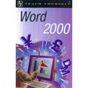Teach Yourself Word 2000 (Tybp)