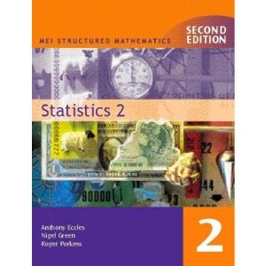 Statistics: Bk. 2 (MEI Structured Mathematics)