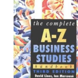 Complete A-Z Business Studies Handbook, 3rd edn