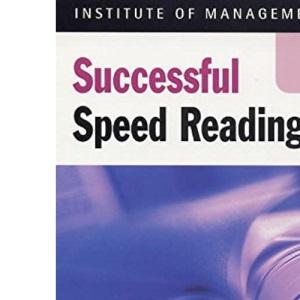 Successful Speed Reading in a Week (Successful Business in a Week)