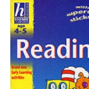 Reading: Age 4-5 (Hodder Home Learning)