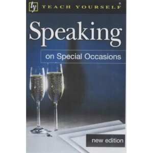 Speaking on Special Occasions (Teach Yourself)