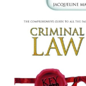 Criminal Law (Key Facts)