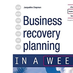 Business Recovery Planning in a week (IAW)