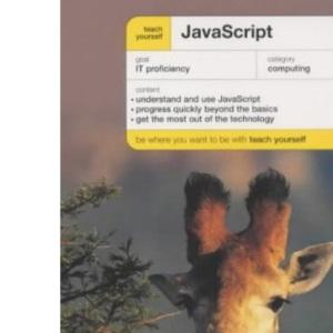 JavaScript (Teach Yourself)
