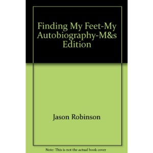 Finding My Feet-My Autobiography-M&s Edition