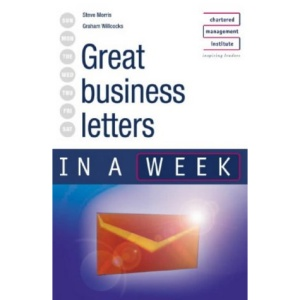 Writing Great Business Letters in a Week