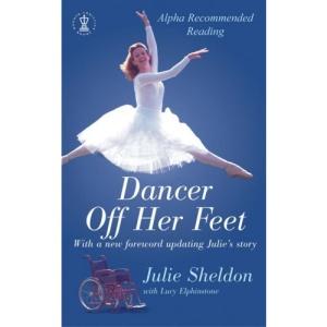 Dancer Off Her Feet (Hodder Christian Books)