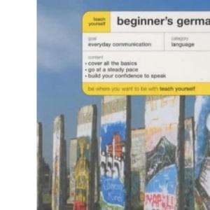 Teach Yourself Beginner's German (TY Beginner's Languages)