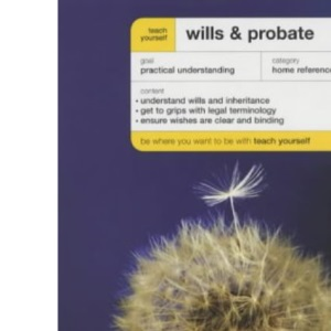 Wills and Probate (Teach Yourself Books)