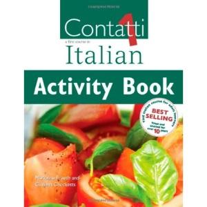 Contatti 1 Activity Book