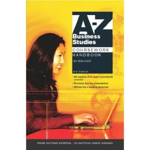 A-Z Business Studies Coursework Handbook (Complete A-Z)