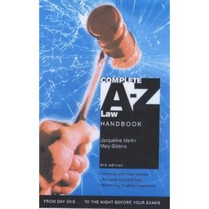 Complete A-Z Law Handbook