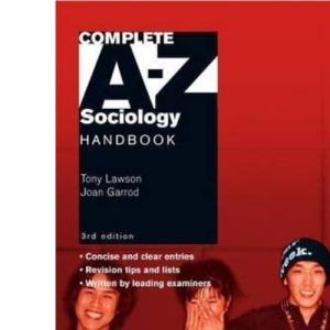 Complete A-Z Sociology Handbook