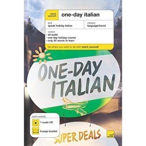 Teach Yourself One-day Italian (TYOD)