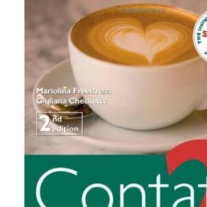 Contatti 2: Student Book: An Intermediate Course in Italian