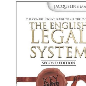 Key Facts: The English Legal System, 2nd Edition
