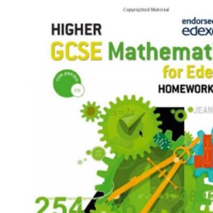 GCSE Maths Higher Homework Book (Gcse Mathematics for Edexcel)