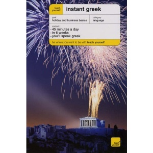 Teach Yourself Instant Greek (TY Instant Courses)
