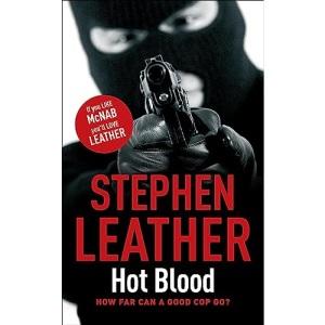 HOT BLOOD (The 4th Spider Shepherd Thriller)
