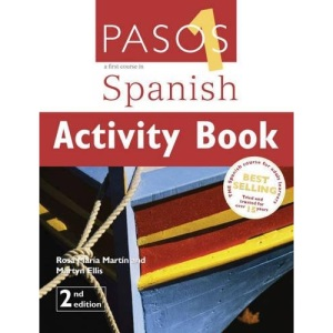 Pasos 1: Activity Book: A First Course in Spanish