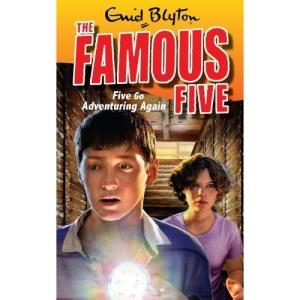 Five Go Adventuring Again (Famous Five Std NJR)