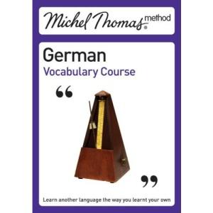 Michel Thomas Method: German Vocabulary Course (Michel Thomas Series)