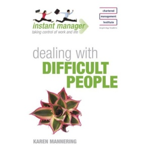 Dealing with Difficult People (IMC)