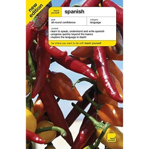 Teach Yourself Spanish Book 5th Edition (Teach Yourself Complete Courses)